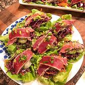 Seared Tuna Lettuce Wraps.JPEG