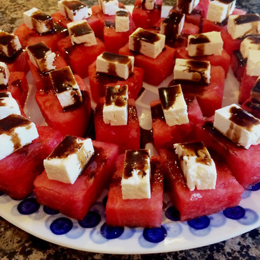 hosting a mid-week appetizer party