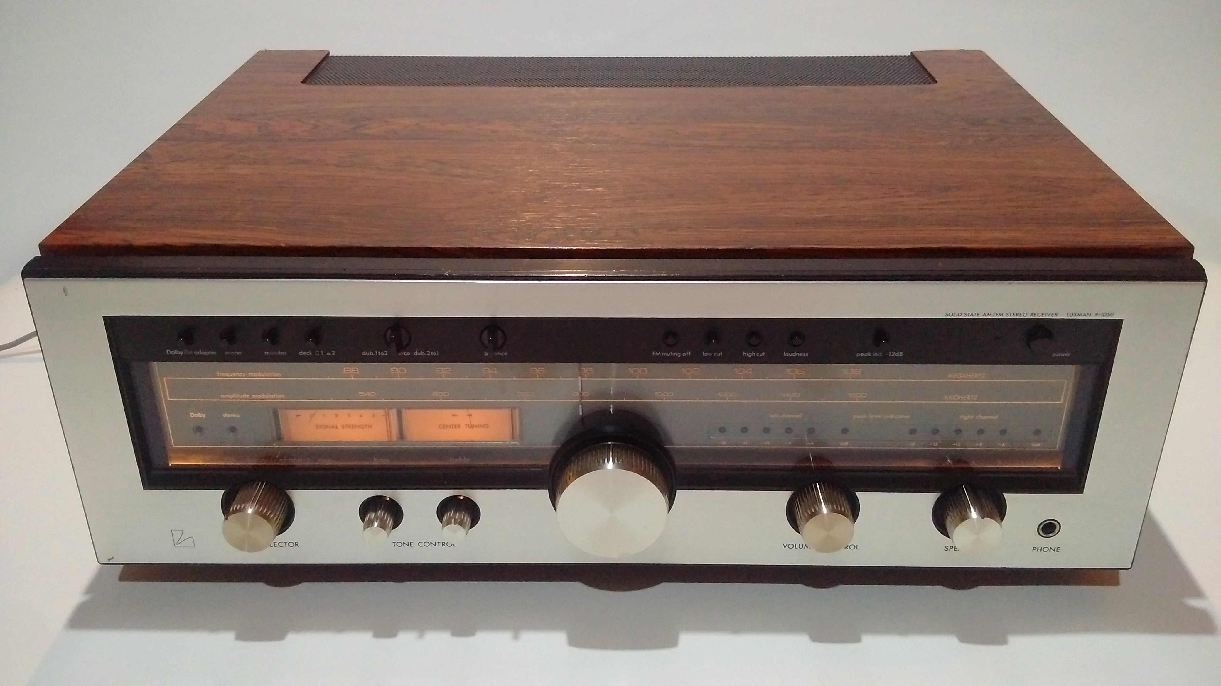 Hi Fi Rewind  Receivers y Sintonizadores
