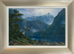 SOLD - Caswell Sound, Fiordland