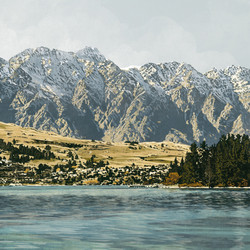 SOLD - Remarkables Across the Narrows