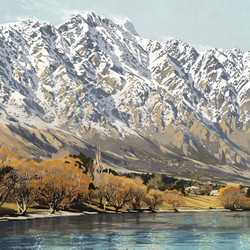 Remarkables from the Marina