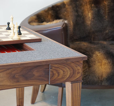 Bespoke games table