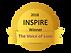 INSPIRE Winner Seal.png