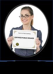The Art of Public Speaking; Instructor C