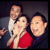 Goh Wee Ping & Ayda Jebat