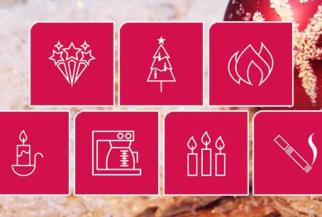 Brandsäker jul