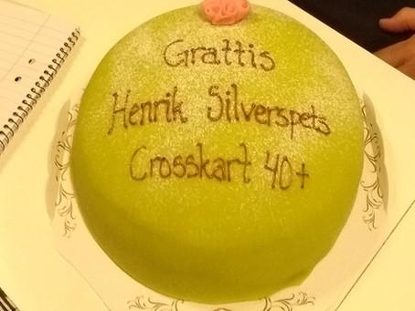 Grattis Henrik!