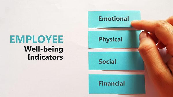 Employee Well-being Indicators checklist