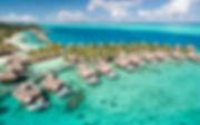 Tahiti honeymoon