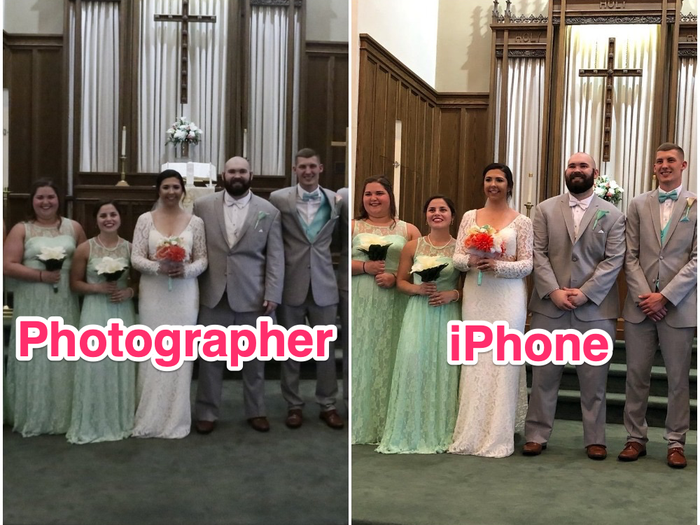 Photographer Iphone