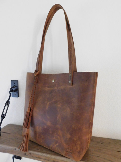 Everyday Tote - Rustic Oiled