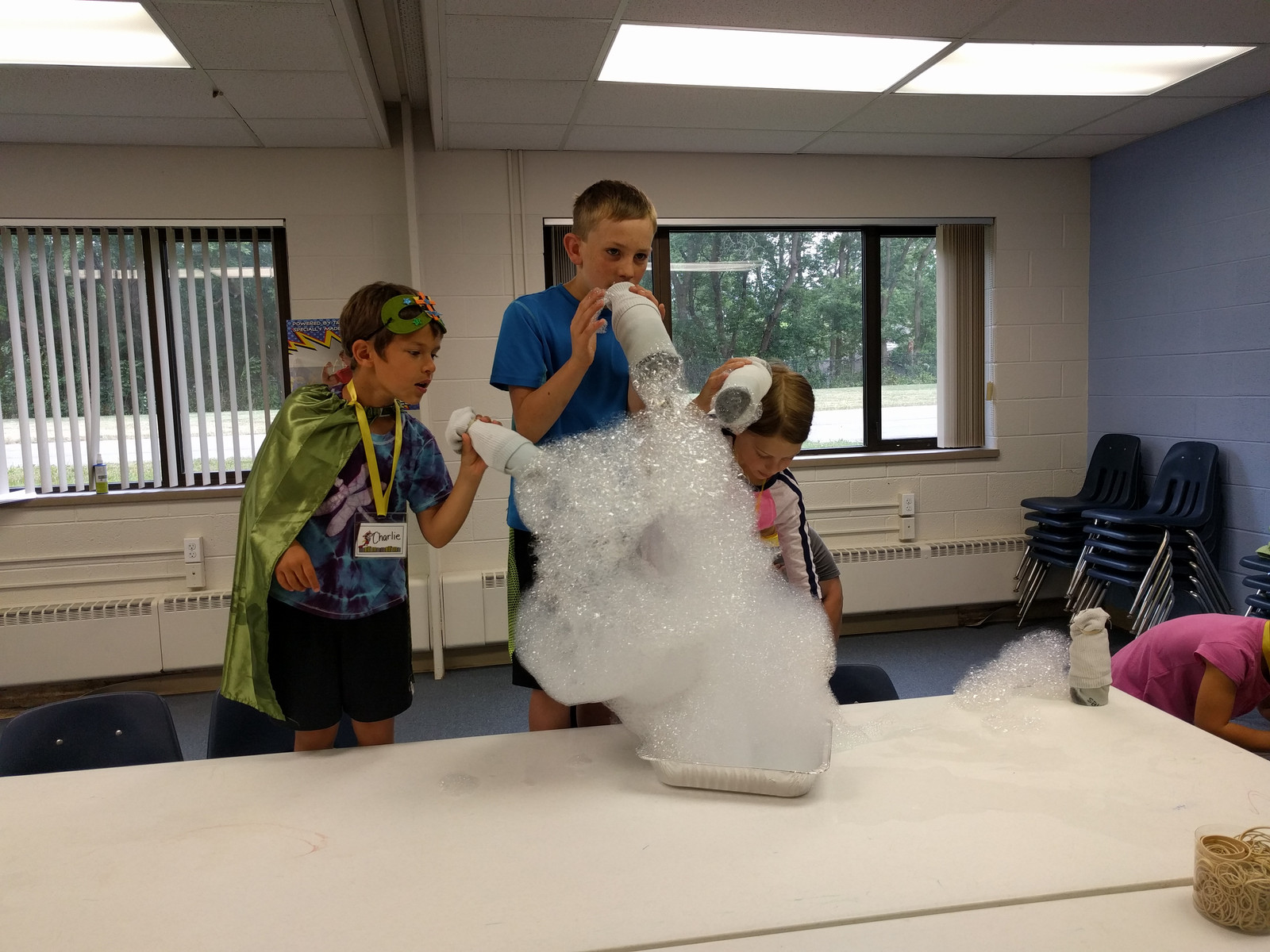 Vacation Bible School | Ann Arbor | West Side UMC