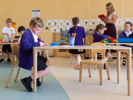 Primary SEN Teaching Assistant - Reading, Berks. Long-term temp. £80 - 90 per day