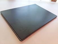 EMF harmonizing laptop protector tray