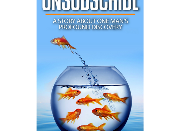 Book: Unsubscribe - By Ross Newkirk