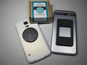 EMF harmonizer cell phone protection