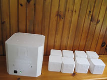 EMF house signal harmonizing home protection