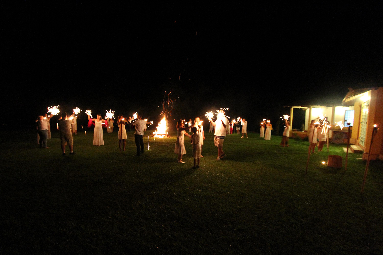 Cerimônia de Passagem do Ano