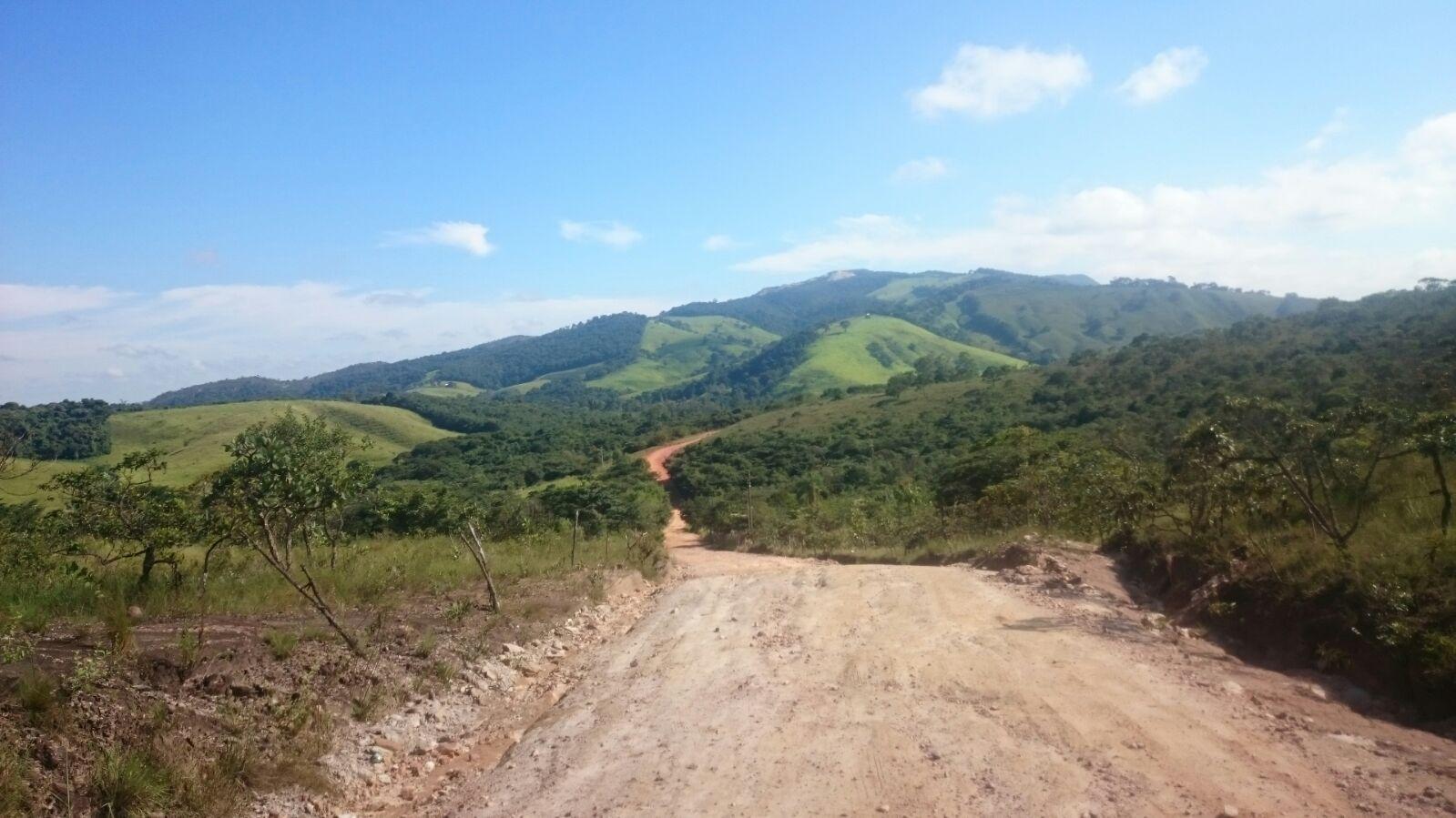 As Serras das Gerais