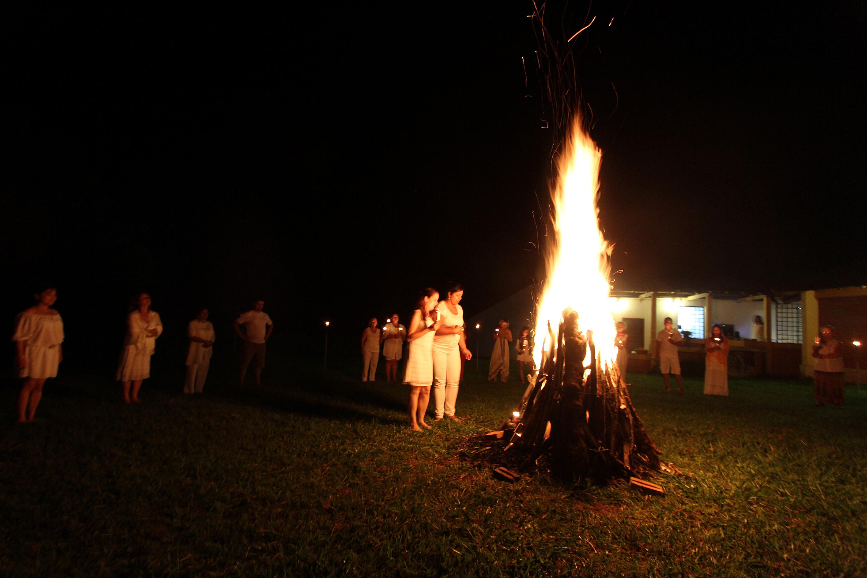 Ritual do Fogo