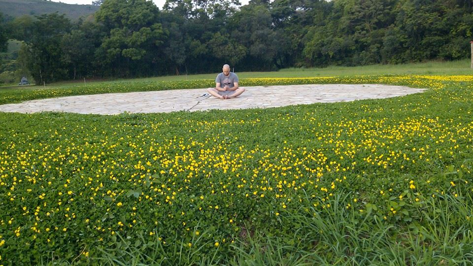Tranquilidade junto a natureza