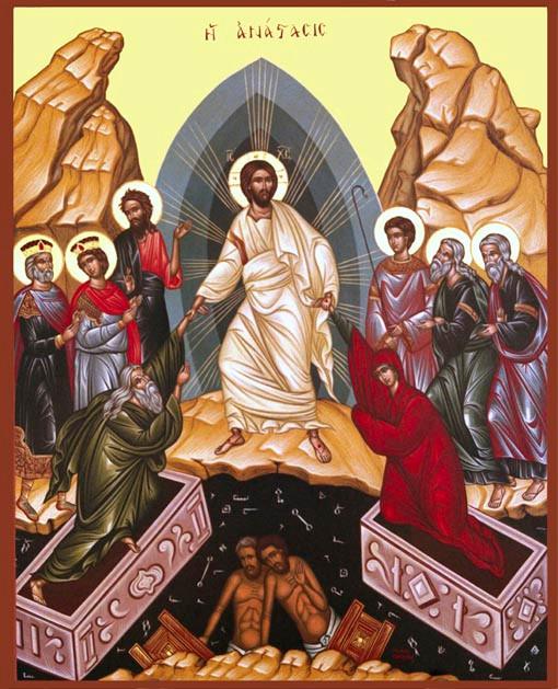 Celebrating the Resurrection