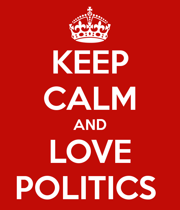 """Redefining Politics: The Center of """"Political"""" Engagement"""