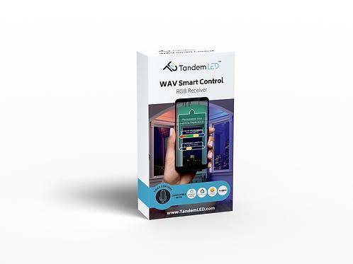 WAV Smart Control RGB Low Voltage Receiver