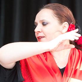 Flamenco Montreal Julie Fontaine