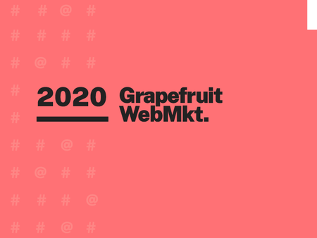 El 2020 de Grapefruit Web Marketing