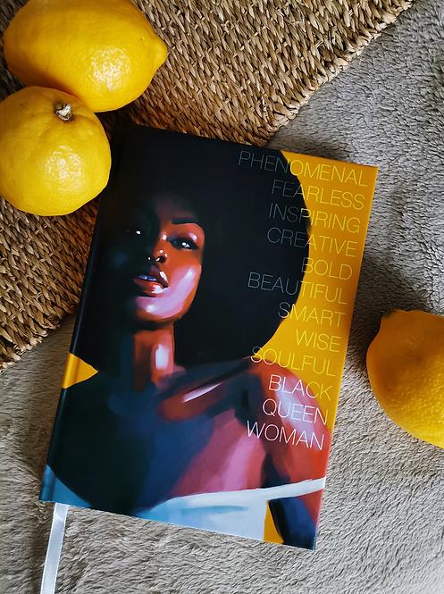 Phenomenal Black Girl Notebook