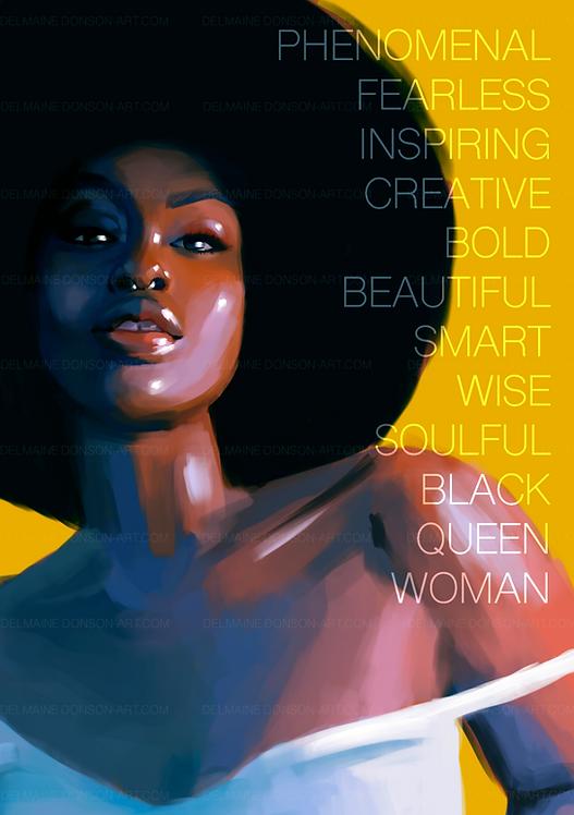 Phenomenal Black Girl