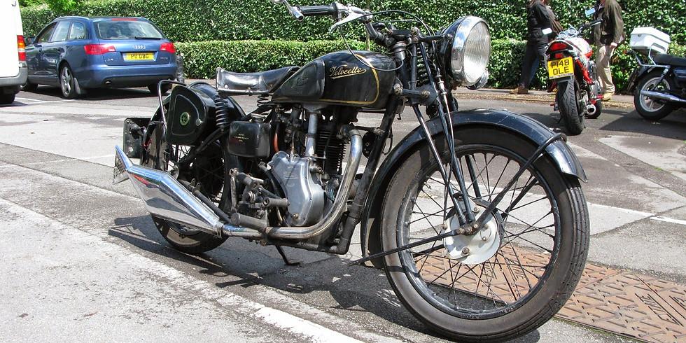 Kempton Park - Southern classic & Racing show & Motorcycle Jumble