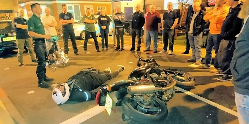 Biker's First Aid Course