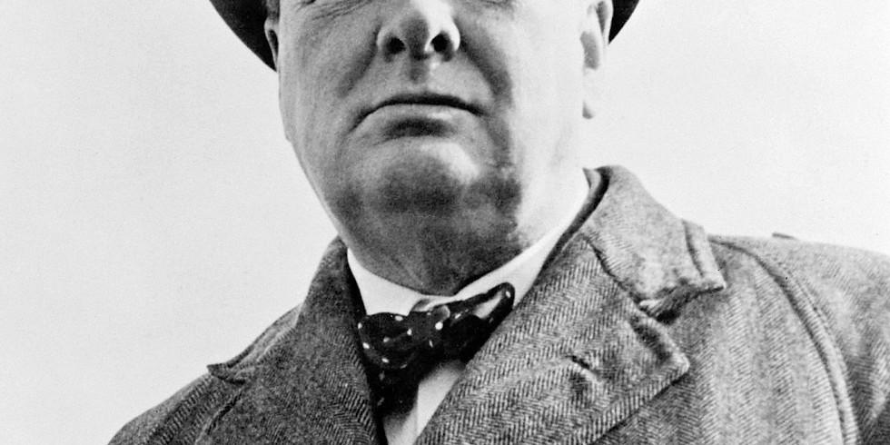 Sir Winston Churchill Ride (R/C Joel)