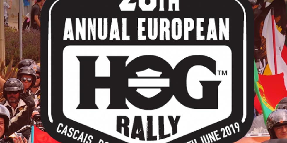 28th Annual European Rally