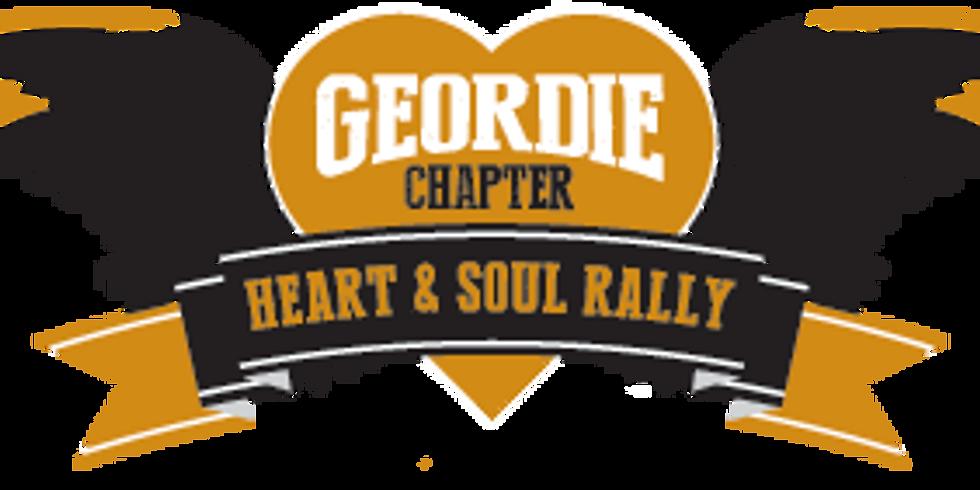 Heart & Soul Geordie Rally