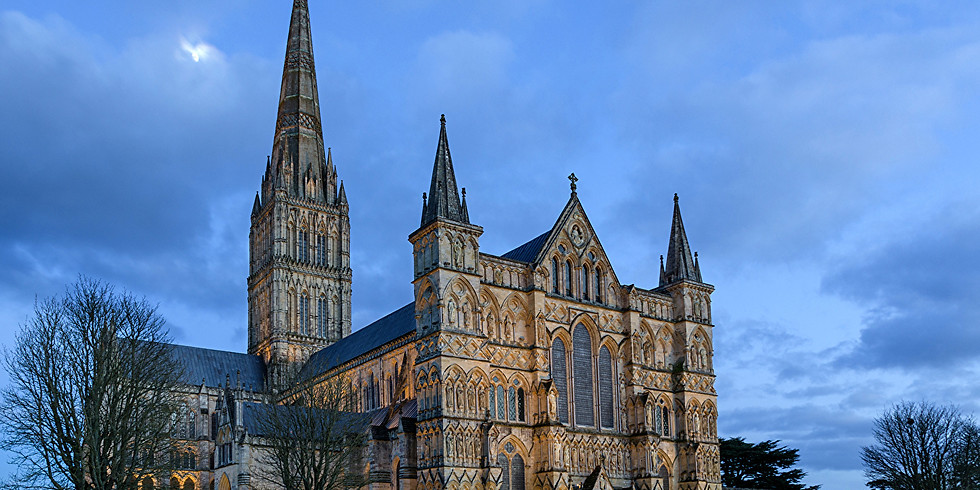 Salisbury Cathedral Ride
