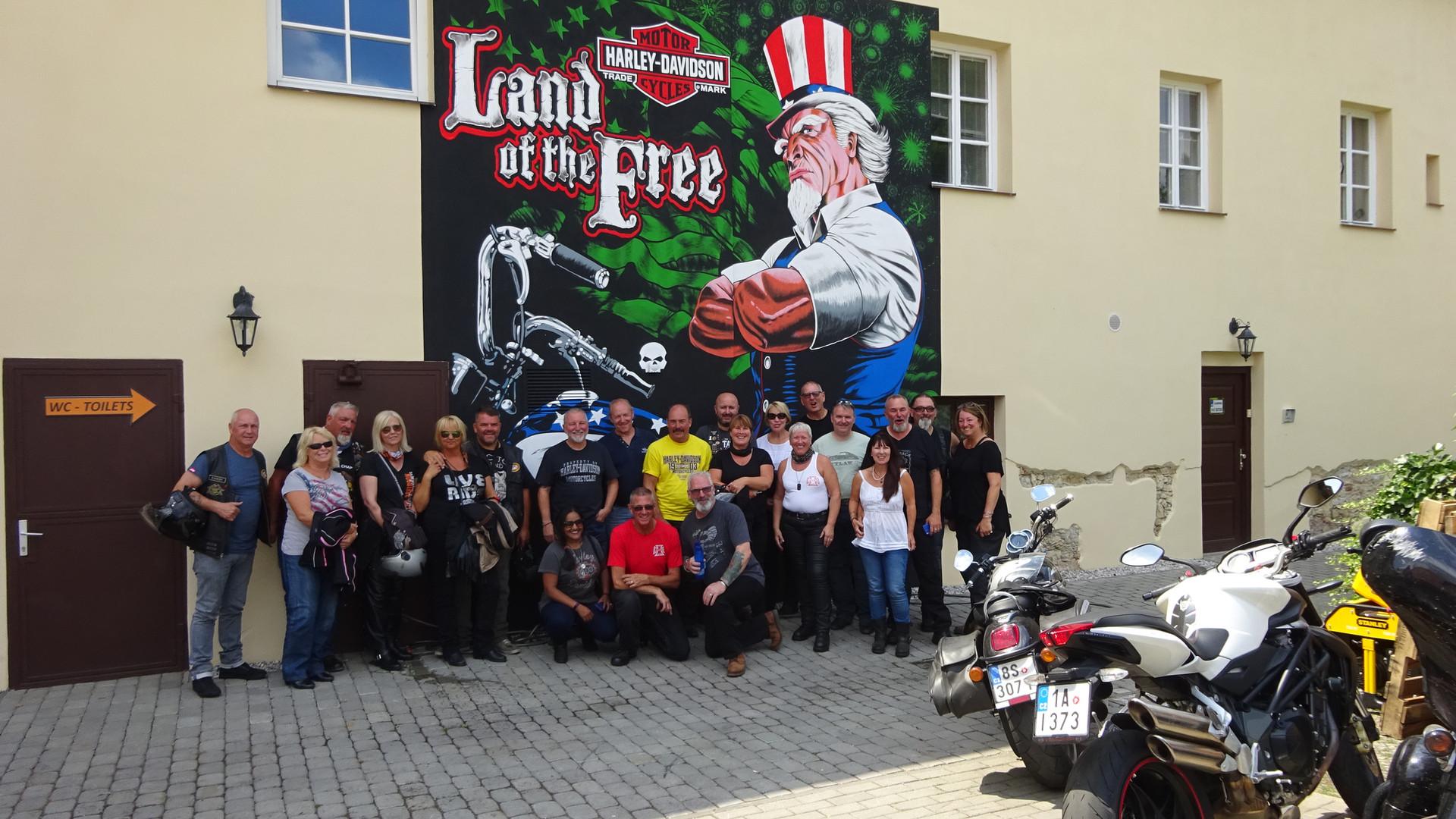 115th Anniversary Rally Prague July