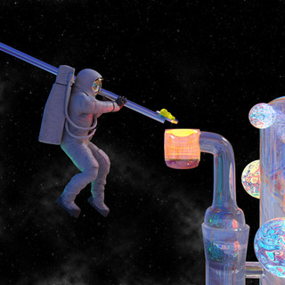 710 Space Dab