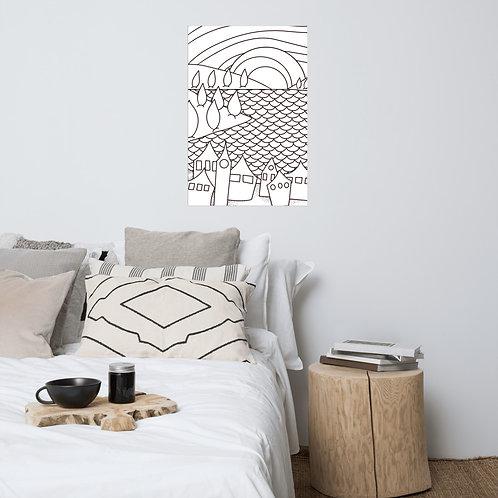 Home Town Advantage- Jezpokili Designs