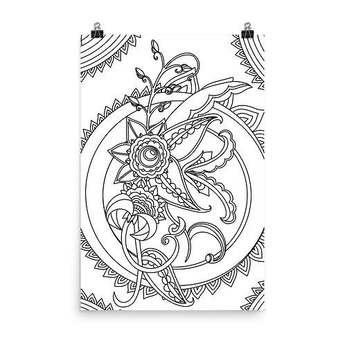 Paisley I - Jezpokili Designs