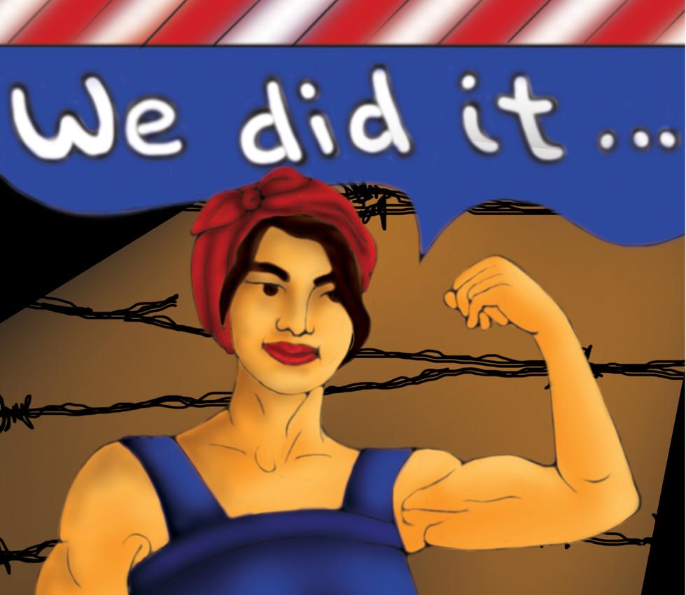 Poster 13x19 - We did it.jpg