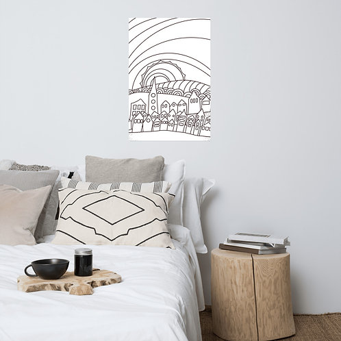 Rise and Shine - Jezpokili Designs