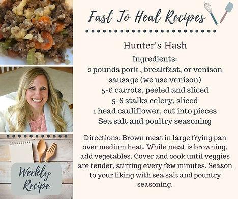 Hunter's Hash
