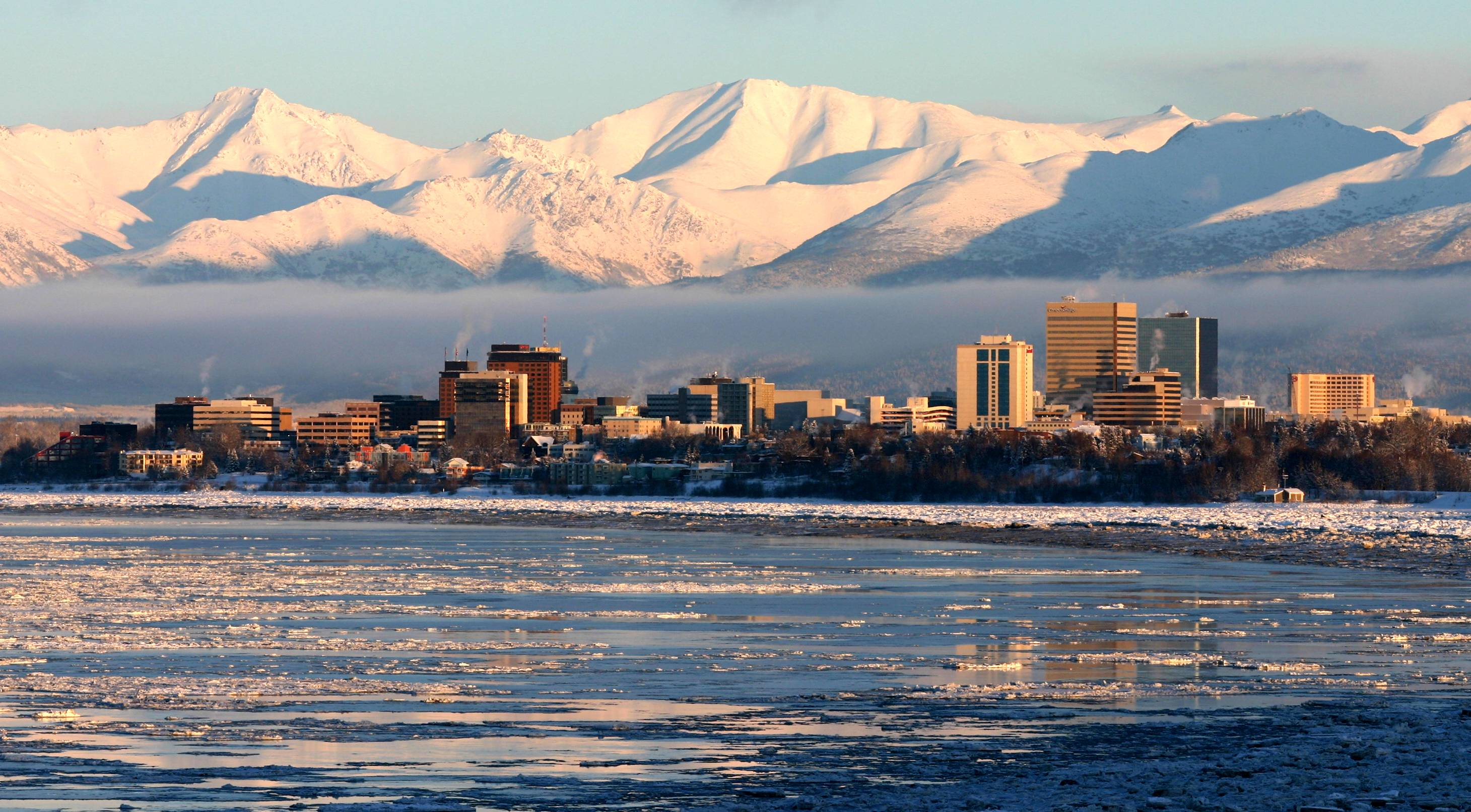 Anchorage Alaska real estate