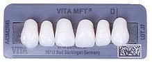 Zęby akrylowe do protezy zębowej