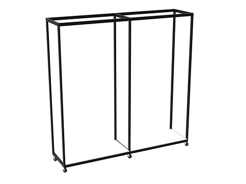 SINGLE SIDED 8 FOOT CUBE