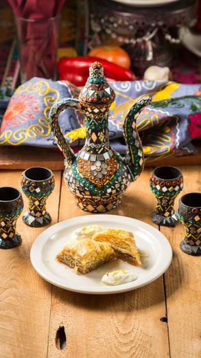 Food Photoshoot for Fremont Afghan Kabob